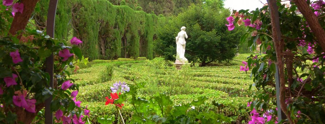 Maravillas del neoclasicismo en valencia los jardines de for Jardines de monforte valencia