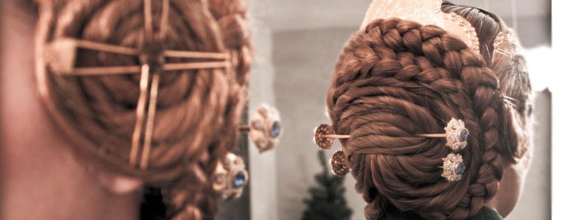 el peinado de fallera: el origen de la tradición